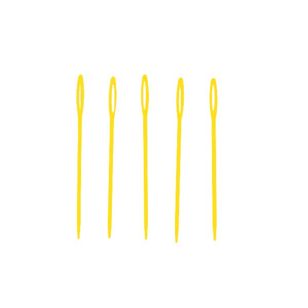سوزن دوخت کاموا مدل y5 بسته 5 عددی