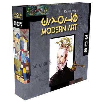 بازی فکری مدل Modern Art