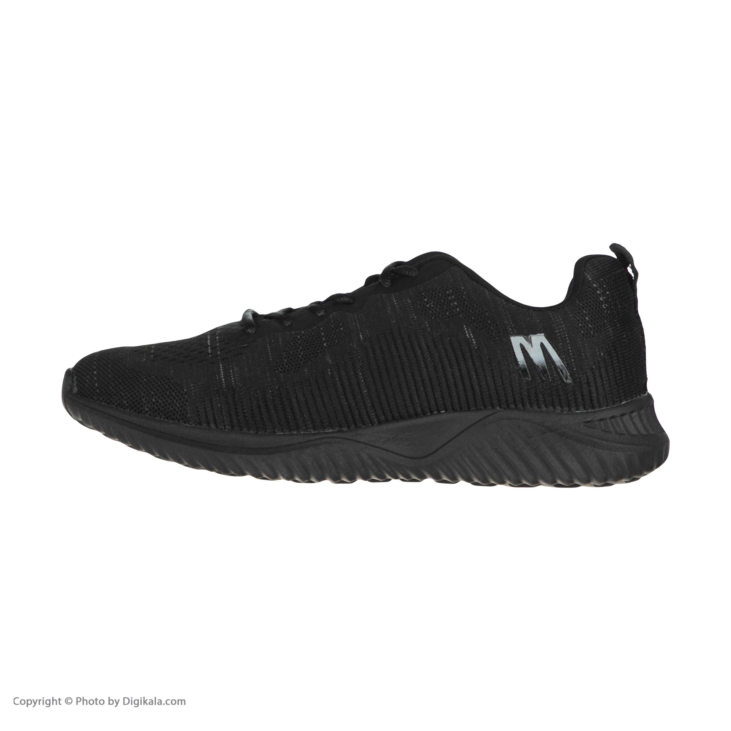 تصویر کفش ورزشی مردانه مل اند موژ مدل M127-1-1