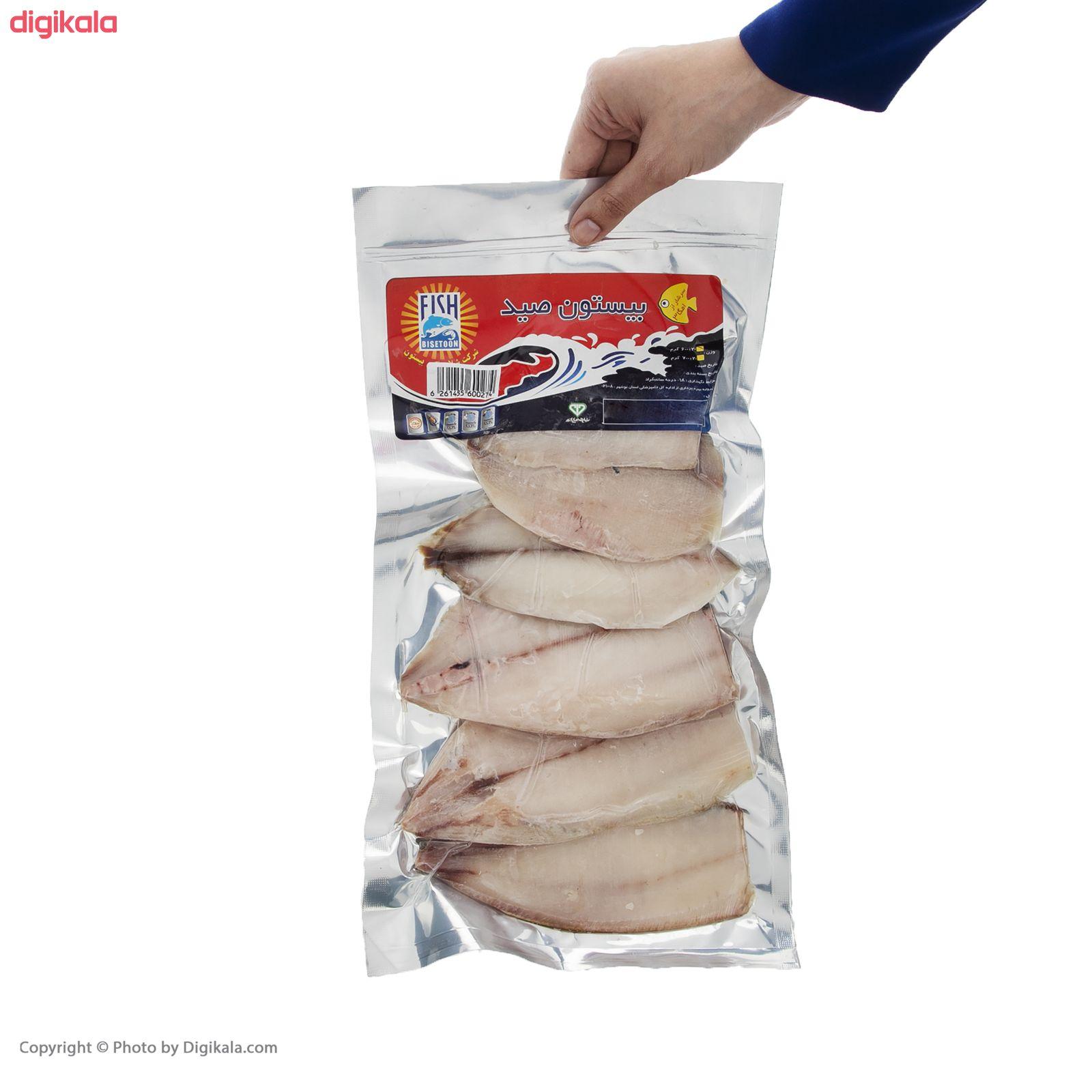 ماهی حلوا سیاه بیستون - 600 گرم main 1 3