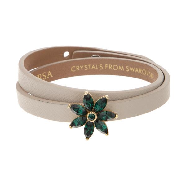 دستبند طلا 18 عیار زنانه درسا مدل 2156-6