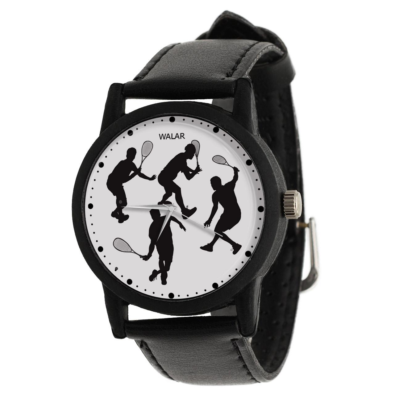 کد تخفیف                                      ساعت مچی عقربه ای مردانه والار طرح اسکواش کد LF2776