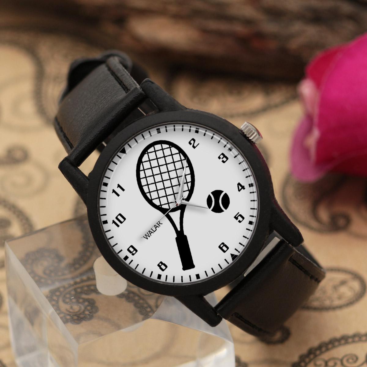 ساعت مچی عقربه ای والار طرح تنیس کد LF2782              ارزان