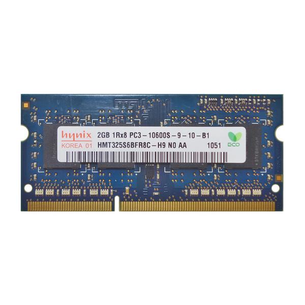 رم لپ تاپ DDR3 تک کاناله 1333 مگاهرتز CL9 هاینیکس مدل 10600S ظرفیت 2 گیگابایت