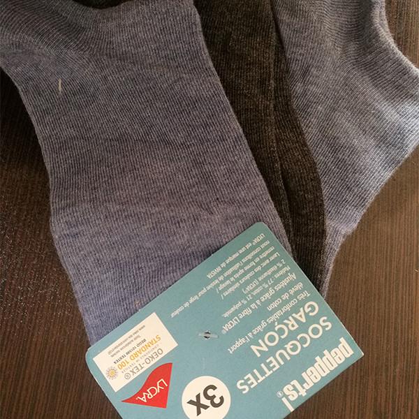 جوراب بچگانه پیپرتس مدل lp246 مجموعه 3 عددی