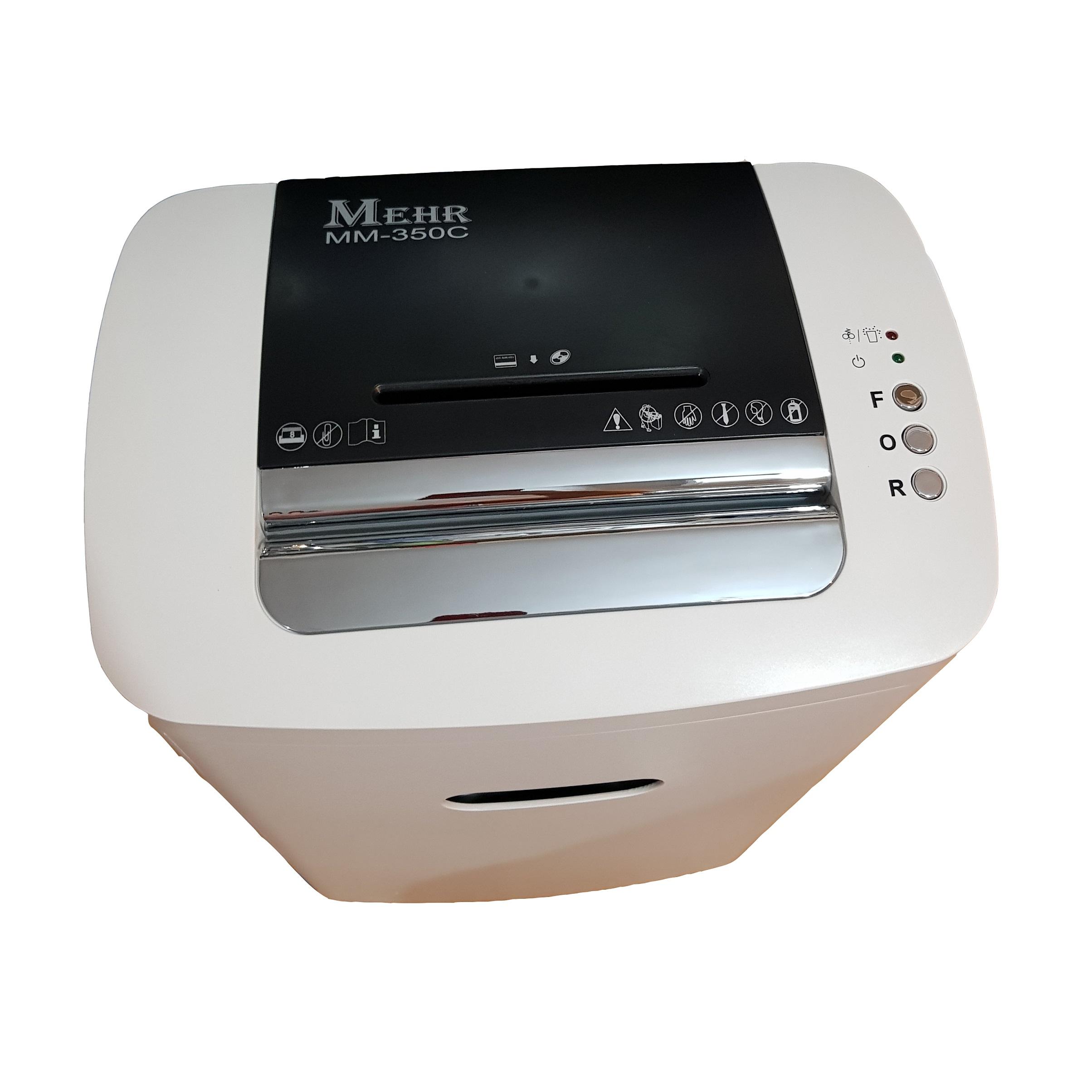 کاغذ خرد کن مهر مدل MM-350 C