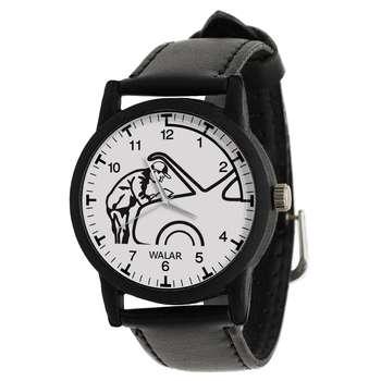 ساعت مچی عقربه ای مردانه والار طرح مکانیک کد LF2837