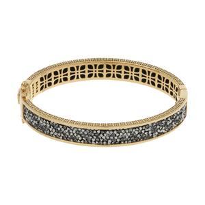 دستبند طلا 18 عیار زنانه درسا مدل 2567-1