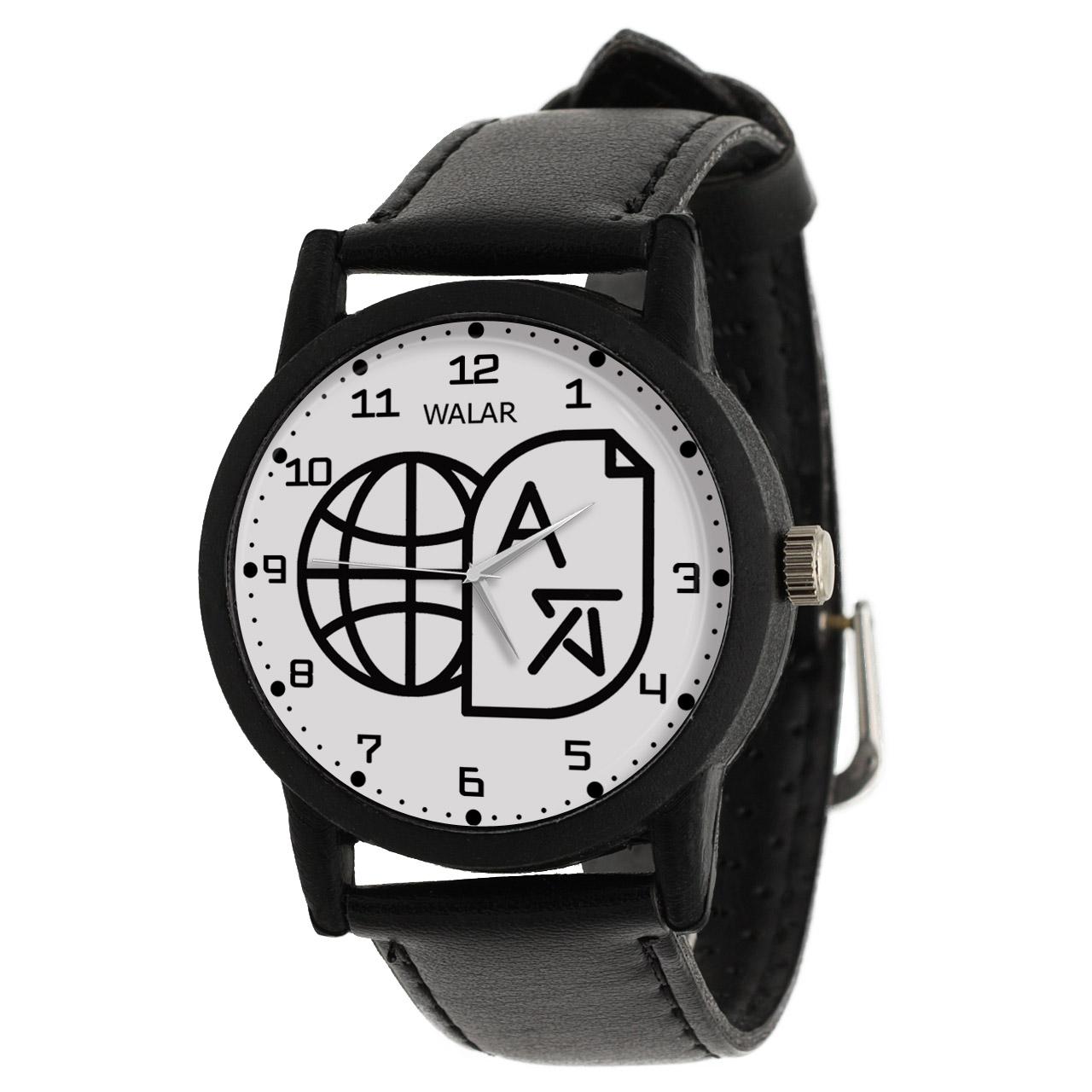 کد تخفیف                                      ساعت مچی عقربه ای والار کد LF2860