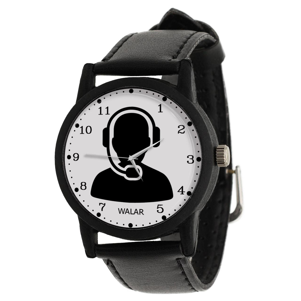 ساعت مردانه والار طرح اپراتور کد LF2863