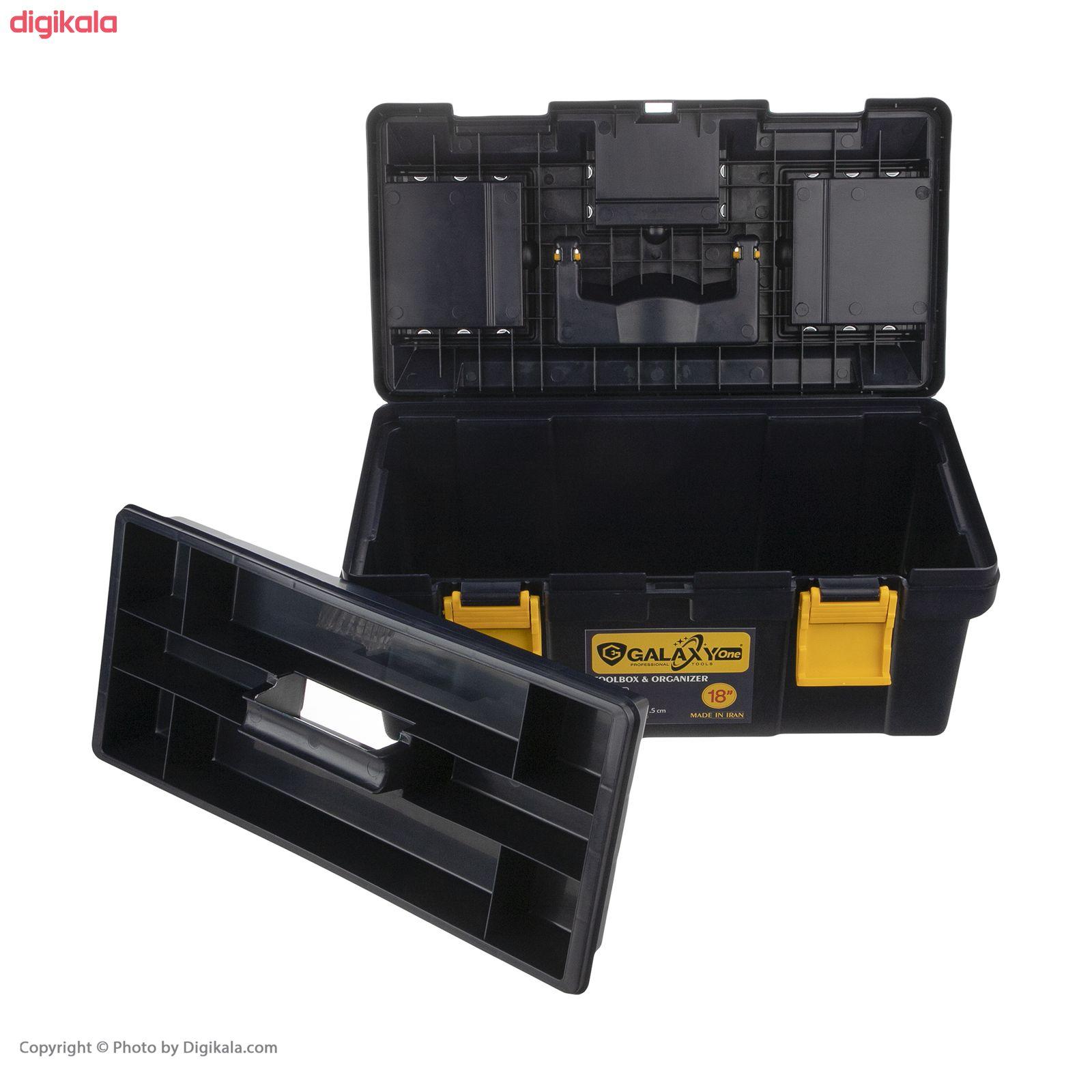 جعبه ابزار گلکسی وان مدل TB18 main 1 6