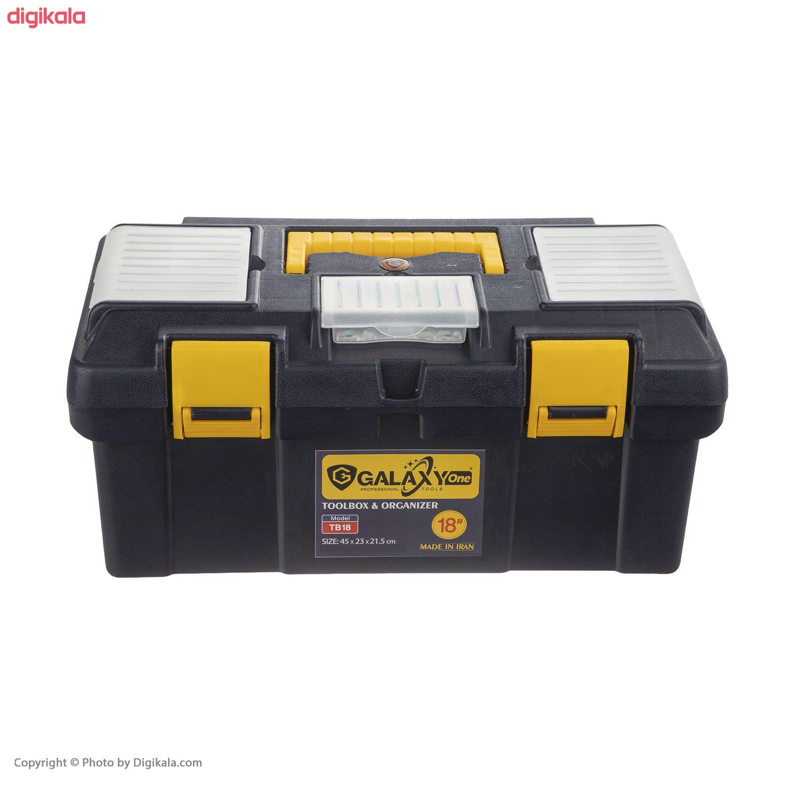 جعبه ابزار گلکسی وان مدل TB18 main 1 2