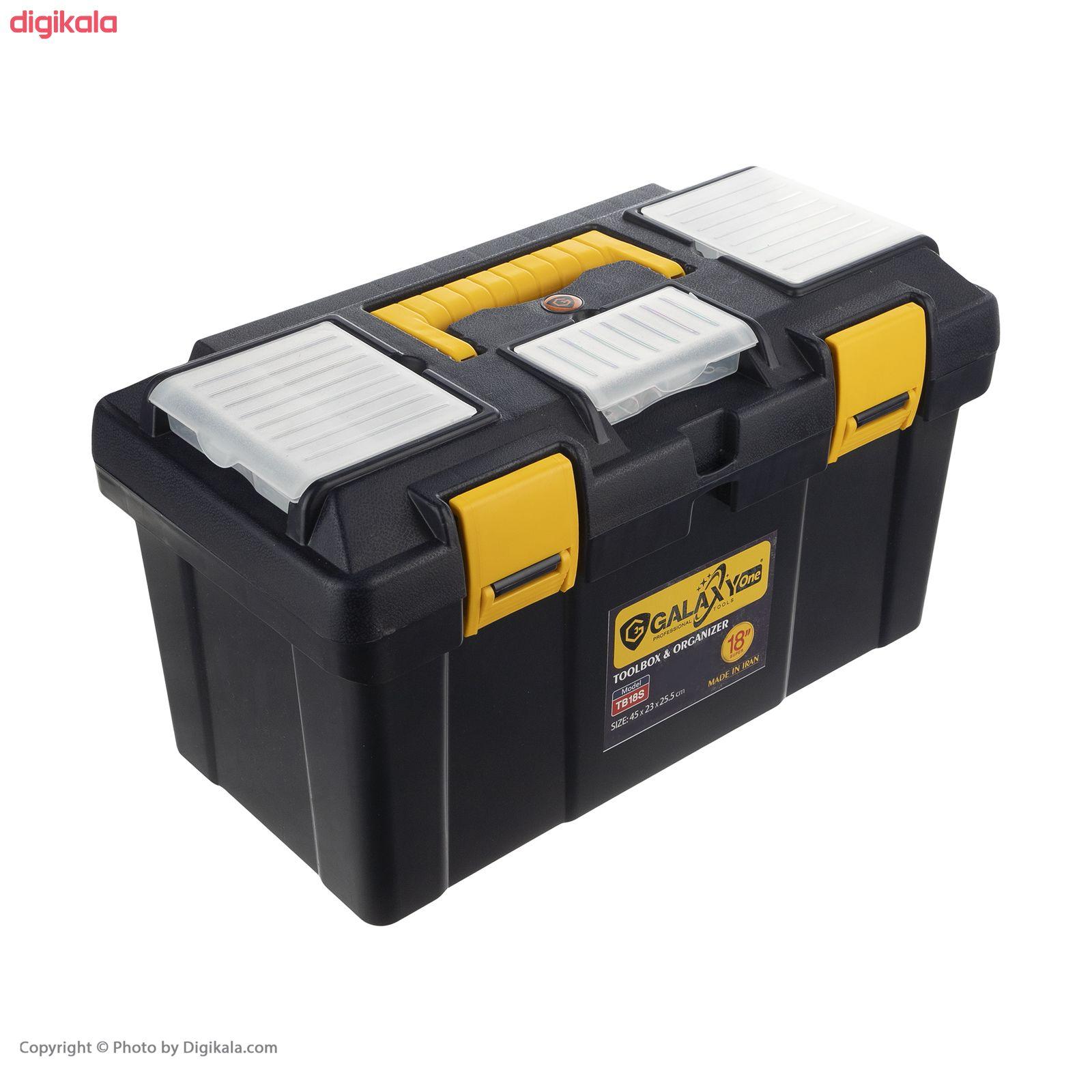 جعبه ابزار گلکسی وان مدل TB18S  main 1 1