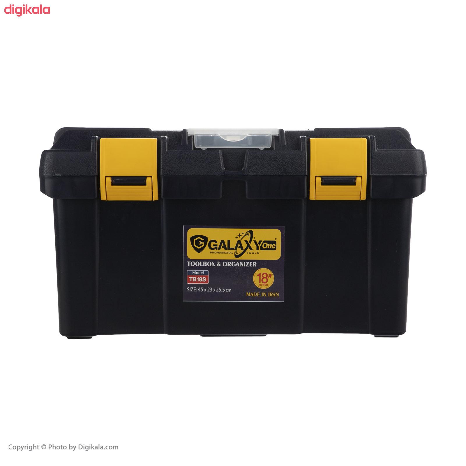 جعبه ابزار گلکسی وان مدل TB18S  main 1 6