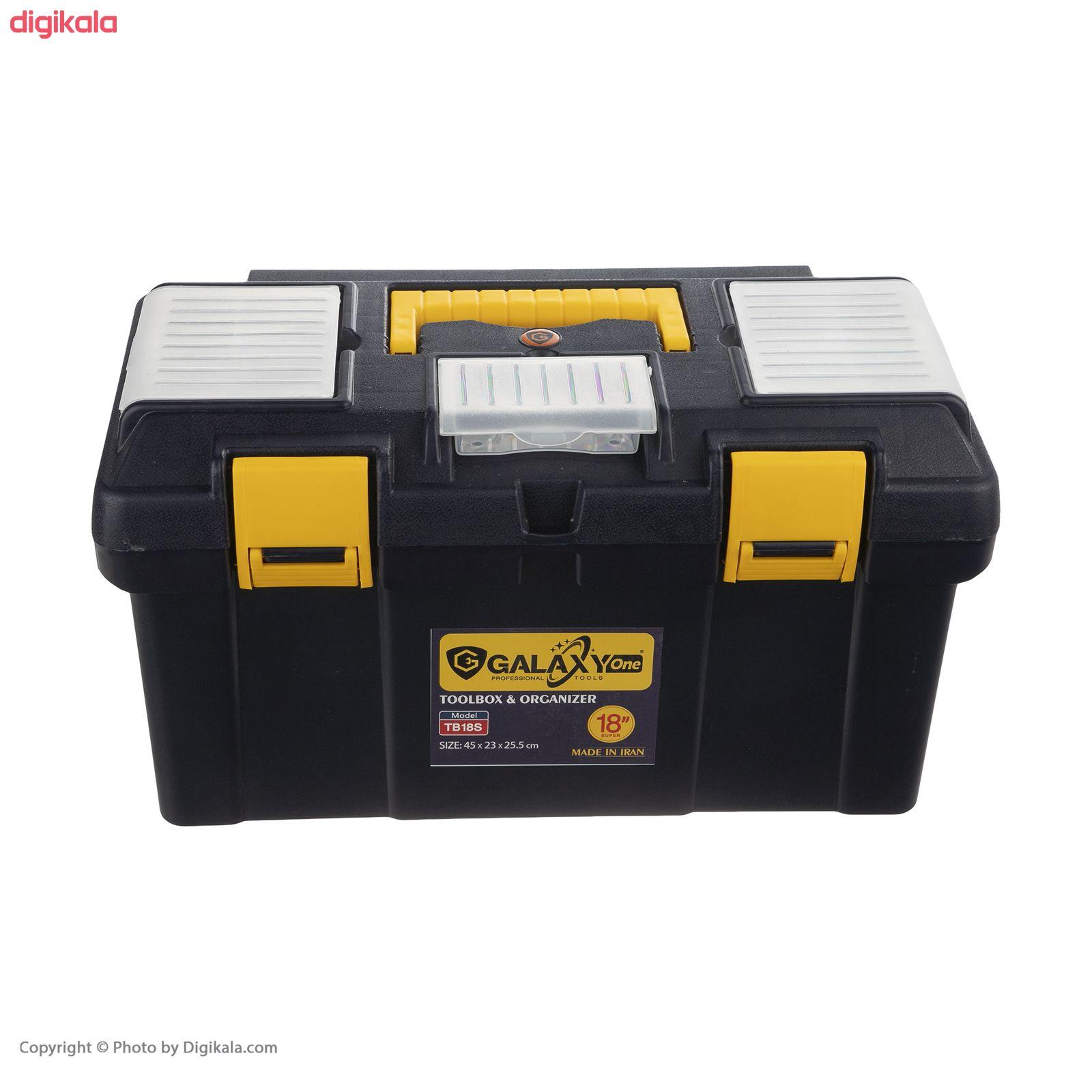 جعبه ابزار گلکسی وان مدل TB18S  main 1 7