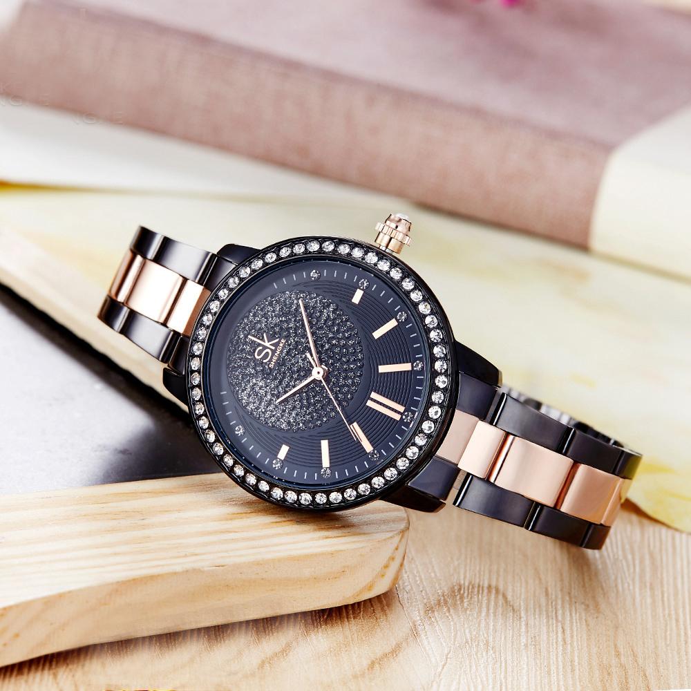ساعت  زنانه اس کا مدل K0075L-BLC