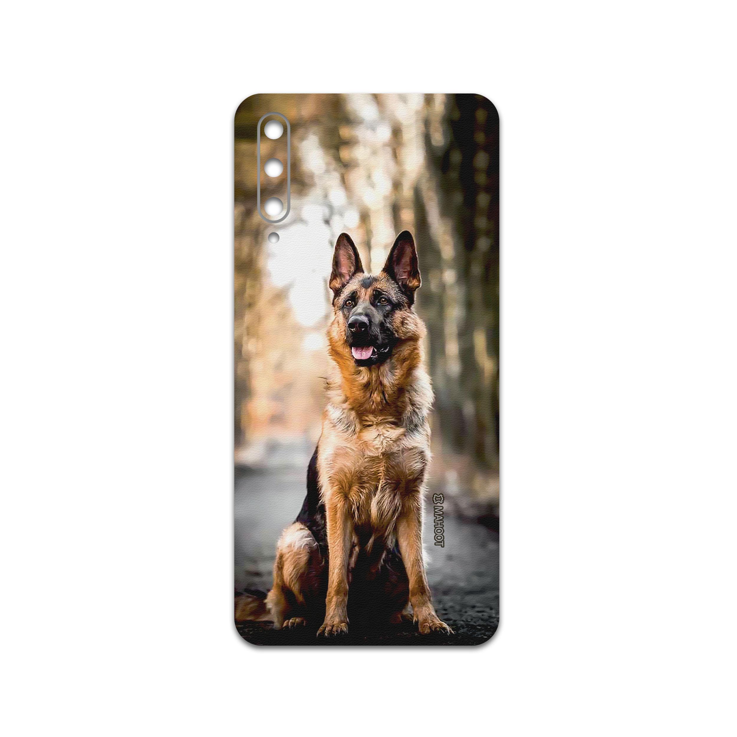 برچسب پوششی ماهوت مدل Dog-1 مناسب برای گوشی موبایل هوآوی Y9s