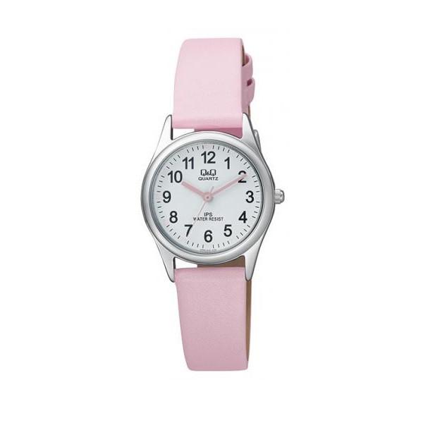 ساعت مچی عقربه ای دخترانه کیو اند کیو مدل QZ09J334Y