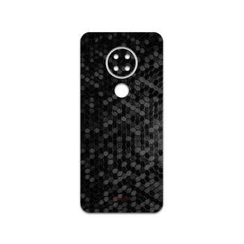 برچسب پوششی ماهوت مدل Honey-Comb-Circle مناسب برای گوشی موبایل نوکیا 7.2
