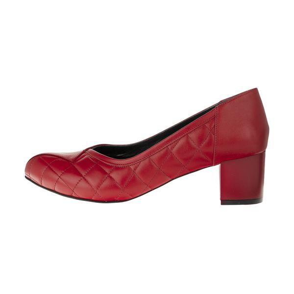 کفش زنانه چرم یاس مدل امرسون GH