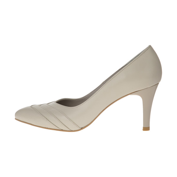 کفش  زنانه چرم یاس مدل دیبالا S