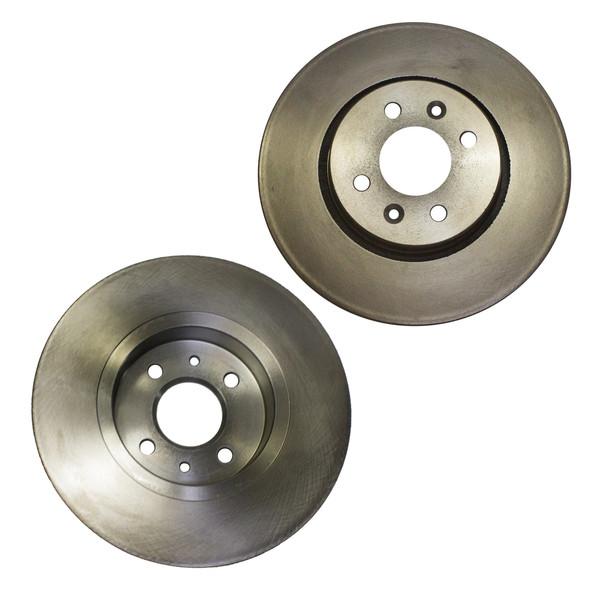 دیسک ترمز چرخ جلو فردو مدل 048040 مناسب برای مگان بسته 2 عددی