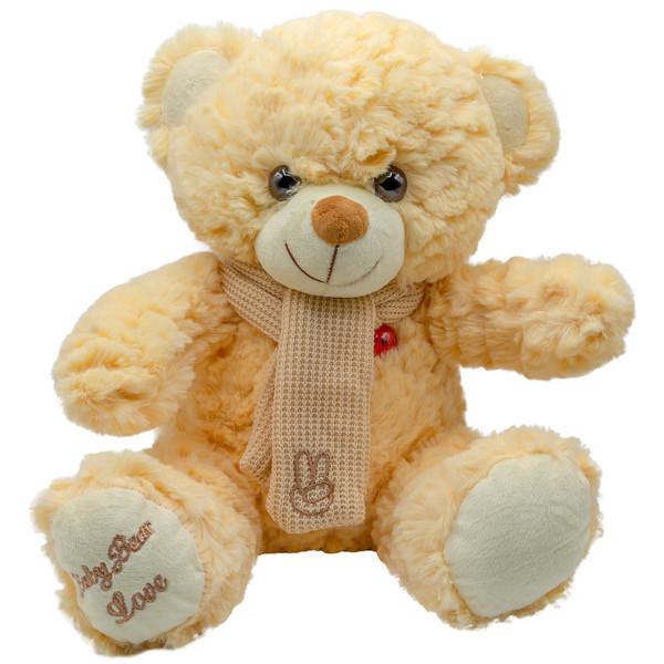 عروسک طرح خرس کد BT11446 FRJ ارتفاع 25 سانتی متر