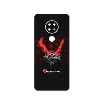 برچسب پوششی ماهوت مدل GEARS-OF-WAR-Game مناسب برای گوشی موبایل نوکیا 6.2