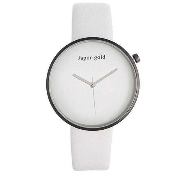 ساعت مچی عقربه ای ژاپن گلد مدل WWB