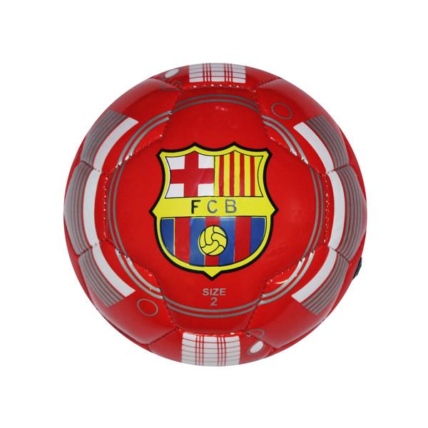 توپ فوتبال طرح بارسلونا