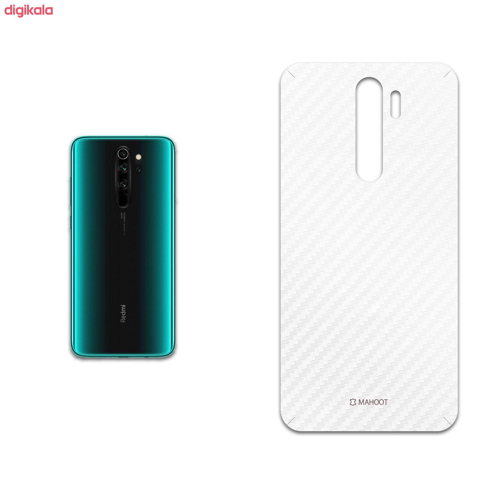 برچسب پوششی ماهوت مدل Ceramic-Fiber مناسب برای گوشی موبایل شیائومی Redmi Note 8 Pro main 1 1