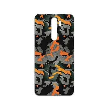 برچسب پوششی ماهوت مدل Autumn-Army مناسب برای گوشی موبایل شیائومی Redmi Note 8 Pro