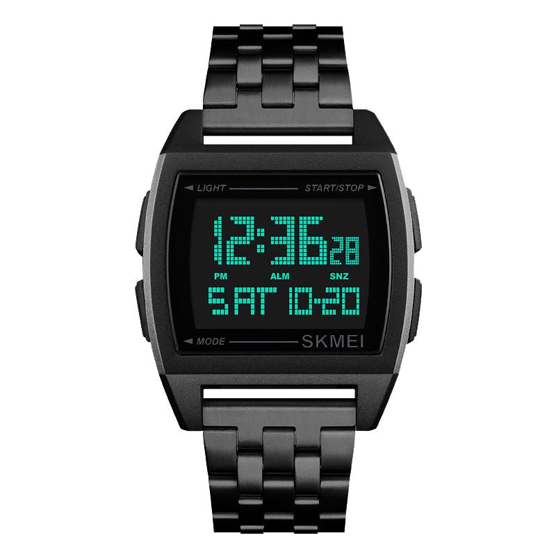 کد تخفیف                                      ساعت مچی دیجیتال مردانه اسکمی مدل 1368BLC