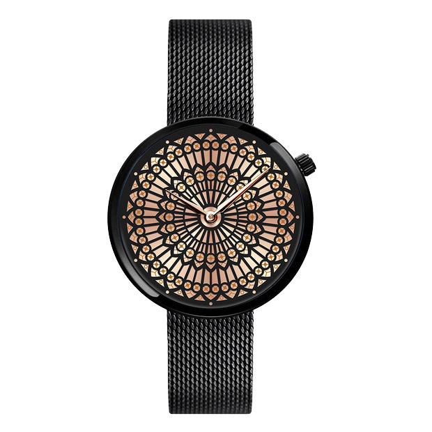 ساعت مچی عقربه ای زنانه اس کا مدل K00114L