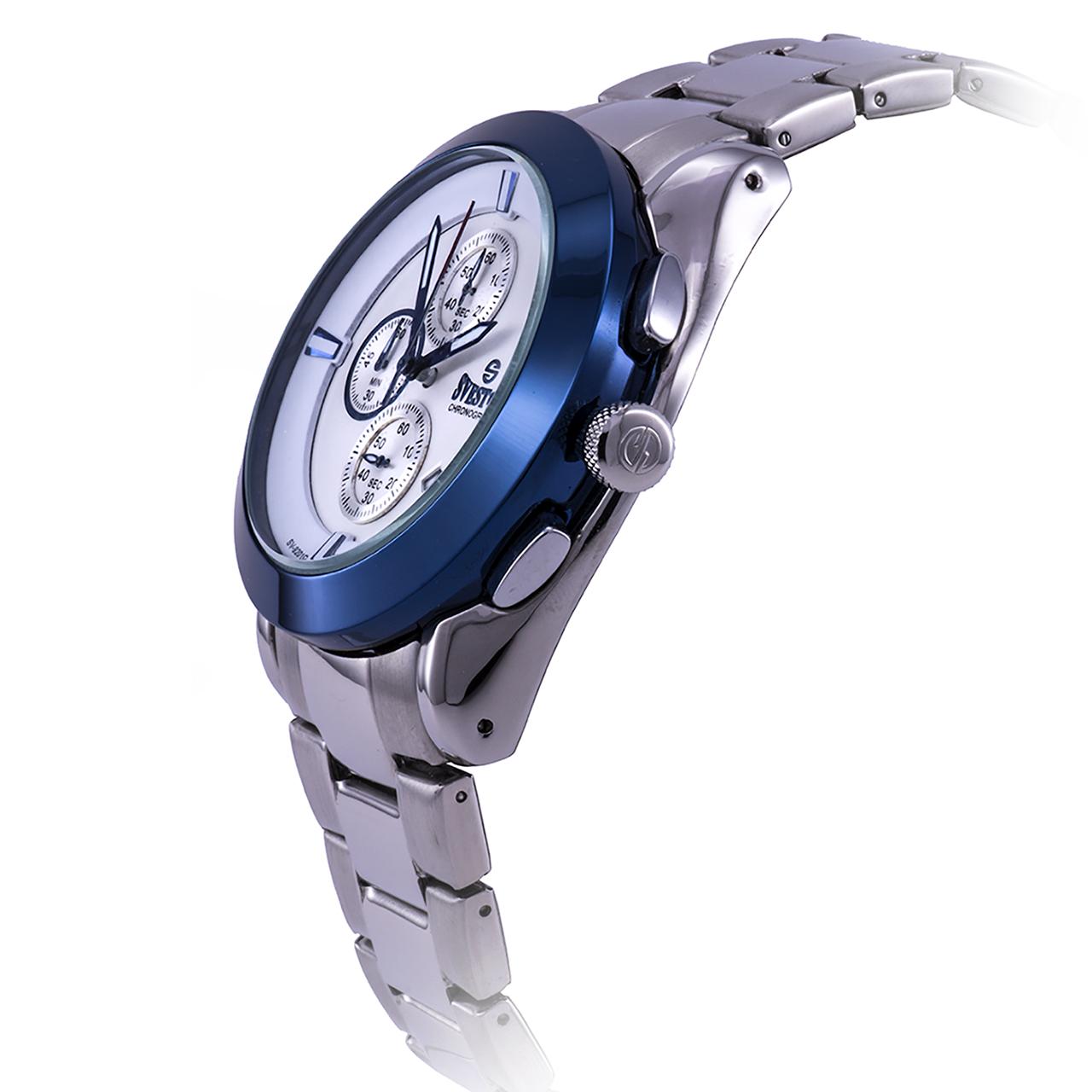 ساعت مچی عقربه ای مردانه سویستون مدل SV-9201
