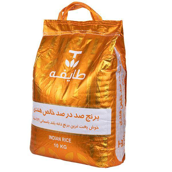 برنج هندی 1121 دانه بلند طایفه - 10 کیلوگرم
