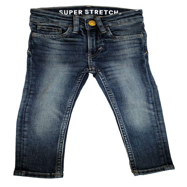 شلوار جین بچگانه مدل super strech001