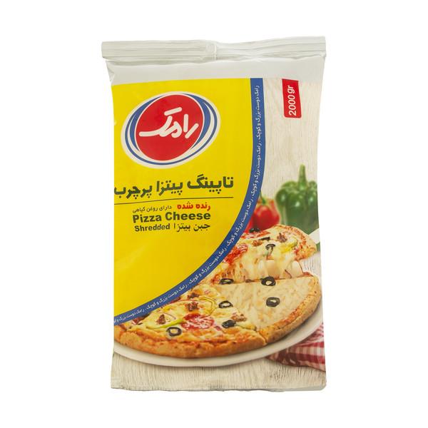تاپینگ پیتزا رامک - 2000 گرم