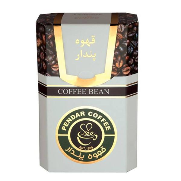 دانه قهوه روبوستا پندار - 150 گرم