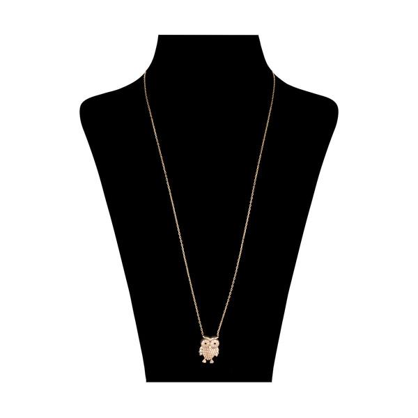 گردنبند طلا 18 عیار زنانه مدیسا مدل N7006