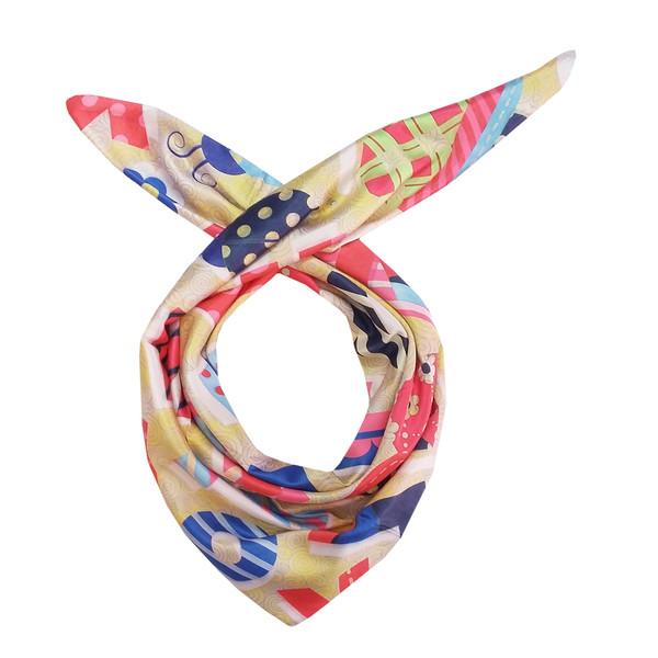 روسری دخترانه مدل R.klm1