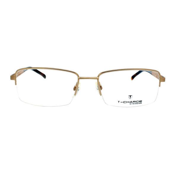 فریم عینک طبی تی شارج مدل T1176A - 04B
