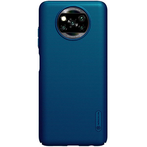 کاور نیلکین مدل Frosted Shield مناسب برای گوشی موبایل شیائومیRedmi Poco X3 NFC