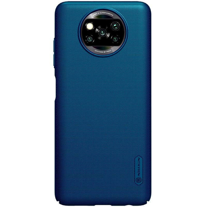 کاور نیلکین مدل Frosted Shield مناسب برای گوشی موبایل شیائومیRedmi Poco X3 NFC main 1 1