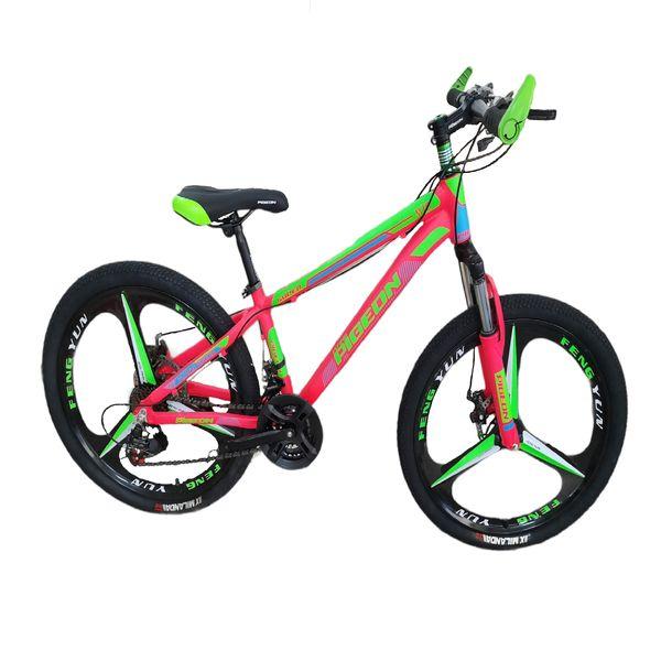 دوچرخه کوهستان مدل PIGEON سایز ۲۴