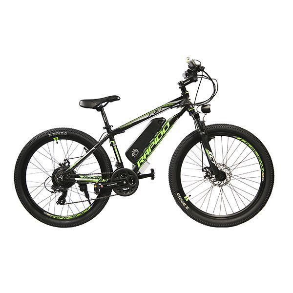 دوچرخه برقی مدل راپیدو سایز 26