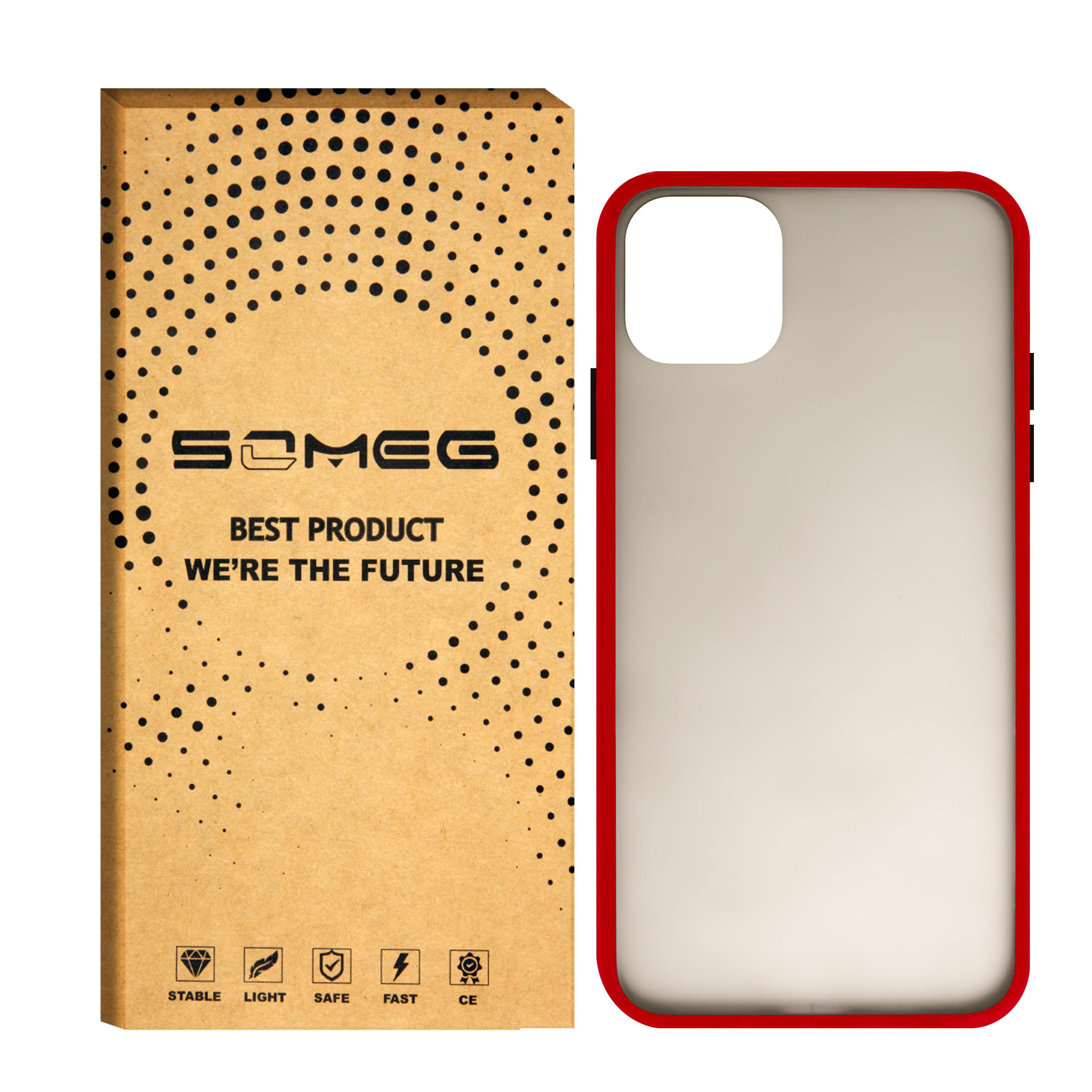 کاور سومگ مدل SMG-Mt11 مناسب گوشی موبایل اپل iPhone 11               ( قیمت و خرید)