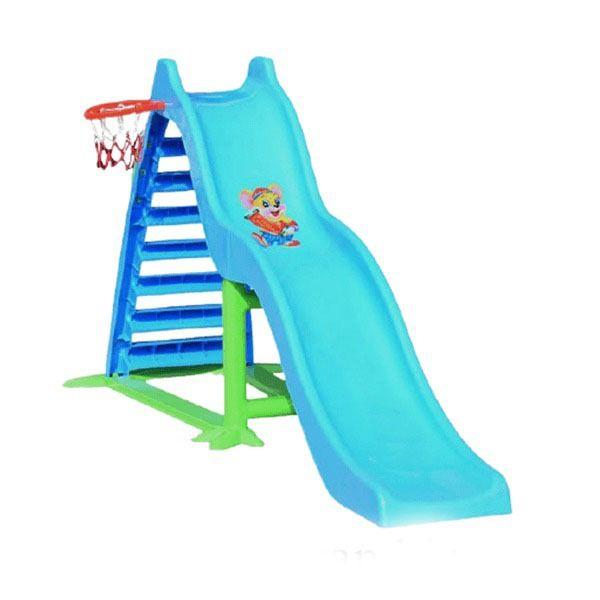 سرسره کودک مدل فرینا طرح 7 پله