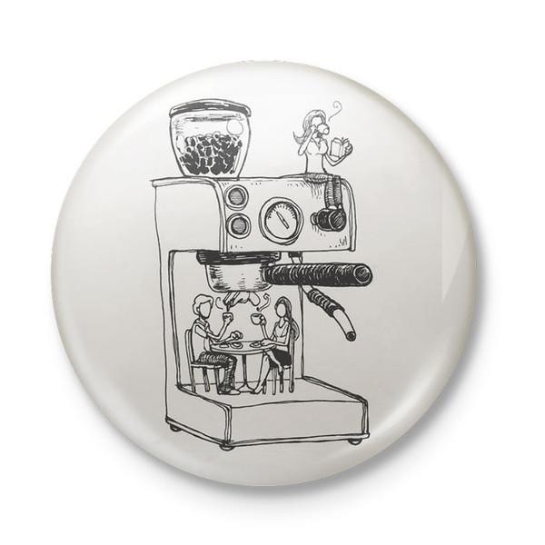 پیکسل طرح دستگاه قهوه ساز کد DDP201