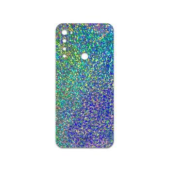 برچسب پوششی ماهوت مدل Holographic مناسب برای گوشی موبایل شیائومی Redmi Note 8